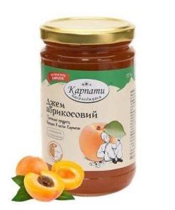 Джем абрикосовий