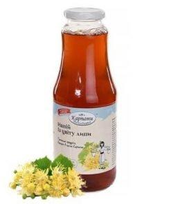 Напій із цвіту липи 1 л