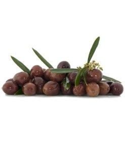 Оливки Morabito Nere Paesane с косточкой