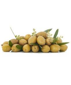 Оливки Morabito Verdi Aperitivo al Naturale с косточкой